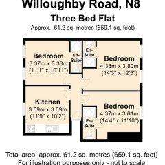 Апартаменты Linton Apartments Апартаменты с различными типами кроватей фото 39