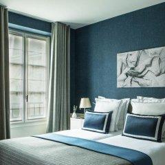 Отель Hôtel de la Place du Louvre 3* Стандартный номер с различными типами кроватей фото 9