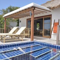 Отель Cape Shark Pool Villas 4* Студия с различными типами кроватей фото 19