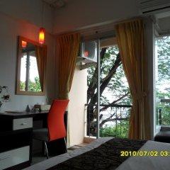 Апартаменты The Nara-ram 3 Suite Boutique Service Apartment 2* Улучшенный номер
