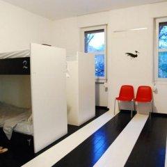 New Generation Hostel Brera Кровать в общем номере с двухъярусной кроватью фото 19