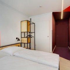 MEININGER Hotel Leipzig Hauptbahnhof 3* Стандартный номер с двуспальной кроватью фото 2