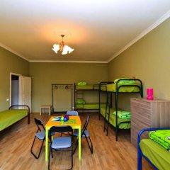 Хостел City 812 Кровать в общем номере с двухъярусной кроватью фото 9