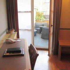 Hotel le Dixseptieme 4* Стандартный номер с различными типами кроватей фото 12
