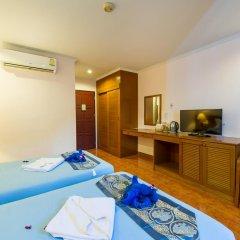 Inn Patong Hotel Phuket 3* Номер Делюкс с двуспальной кроватью фото 9