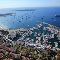 Radisson Blu 1835 Hotel & Thalasso, Cannes спортивное сооружение