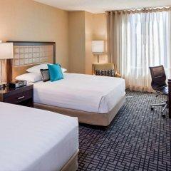 Отель Hyatt Regency Washington on Capitol Hill 4* Стандартный номер с 2 отдельными кроватями фото 2