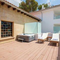 Отель RD Mar de Portals - Adults Only Испания, Кала Пи - 1 отзыв об отеле, цены и фото номеров - забронировать отель RD Mar de Portals - Adults Only онлайн бассейн