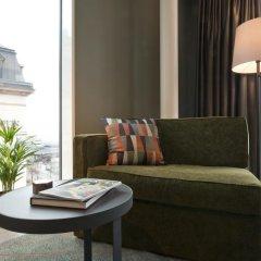 Отель Scandic Continental 4* Улучшенный номер с различными типами кроватей фото 6