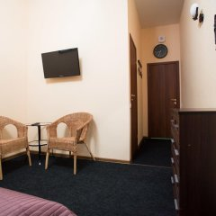 Гостиница Номера на Гончарной Стандартный номер с различными типами кроватей фото 7