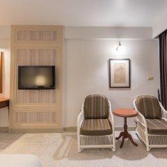 Отель Phuket Orchid Resort and Spa 4* Стандартный номер с двуспальной кроватью фото 12