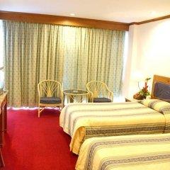 Royal Palace Hotel Pattaya 3* Стандартный номер с различными типами кроватей фото 4