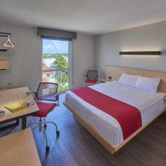 Отель City Express Mérida 3* Стандартный номер с различными типами кроватей фото 3
