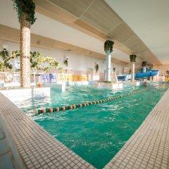 Отель Огни Мурманска Мурманск бассейн фото 3
