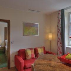 Apartments & Hotel Maximilian Munich 4* Студия с различными типами кроватей фото 3