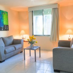 Отель Villa Italia Мексика, Канкун - отзывы, цены и фото номеров - забронировать отель Villa Italia онлайн комната для гостей фото 5