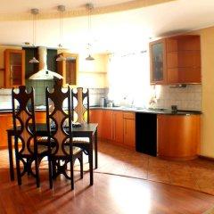 Отель Hevelius Residence Апартаменты с различными типами кроватей фото 11