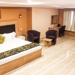 Отель Visa Karena Hotels комната для гостей фото 4