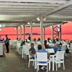 Отель Paradise Beach питание фото 3