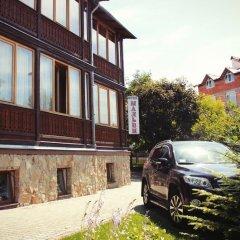 Гостиница Malvy hotel Украина, Трускавец - отзывы, цены и фото номеров - забронировать гостиницу Malvy hotel онлайн парковка