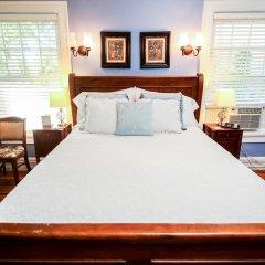 Отель Hawthorne Park Bed and Breakfast 3* Номер Делюкс с различными типами кроватей фото 2