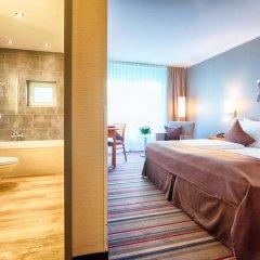 Отель Leonardo Hamburg Airport Гамбург комната для гостей фото 2