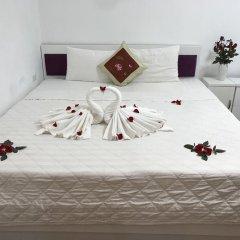 Hanoi Light Hostel Стандартный номер с различными типами кроватей фото 9