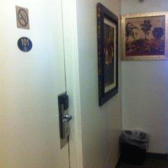 DC International Hostel 1 Кровать в женском общем номере с двухъярусной кроватью фото 6
