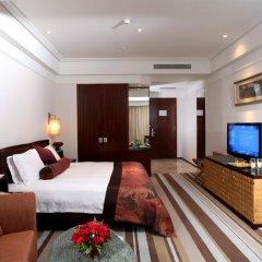 Harriway Garden Hotel Houjie 4* Улучшенный номер с различными типами кроватей фото 4