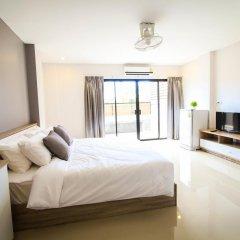 Отель Vipa House Phuket 3* Улучшенные апартаменты с различными типами кроватей фото 6