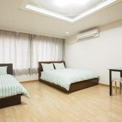 Отель NJoy Seoul Студия Делюкс с различными типами кроватей фото 2