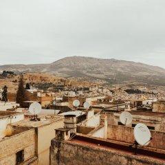 Отель Riad Verus Марокко, Фес - отзывы, цены и фото номеров - забронировать отель Riad Verus онлайн балкон