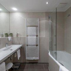 Отель Das Central – Alpine . Luxury . Life 5* Улучшенный номер с различными типами кроватей фото 5