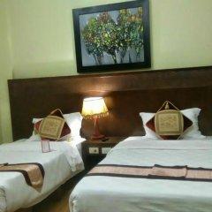 Gold Hotel Hue 3* Улучшенный номер с двуспальной кроватью фото 3