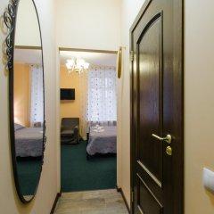 Мини-отель МВ-отель Стандартный семейный номер с разными типами кроватей фото 4