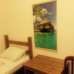 Томас Хостел Кровать в общем номере с двухъярусной кроватью фото 7