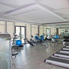 Отель The Fuse фитнесс-зал