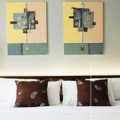 Отель Samkong Place Улучшенный номер с двуспальной кроватью фото 5