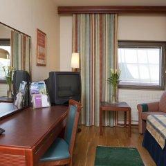 Quality Hotel Konserthuset 3* Стандартный номер с различными типами кроватей