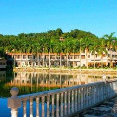 Отель Xili Lake Holiday Resort - Shenzhen Шэньчжэнь приотельная территория
