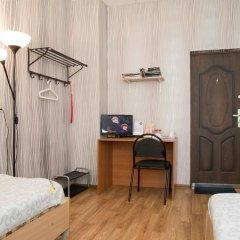 Гостиница Солнечная Стандартный номер с разными типами кроватей фото 20