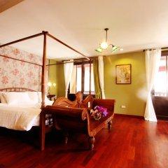 Отель The Road Feung Nakorn Бангкок комната для гостей