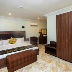Отель Visa Karena Hotels 3* Люкс с различными типами кроватей фото 2