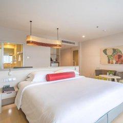 Отель Ramada by Wyndham Phuket Deevana Patong Номер Делюкс с двуспальной кроватью фото 6