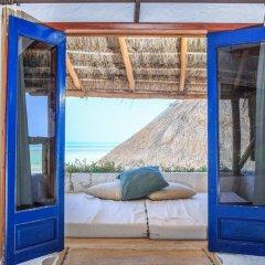 Отель Las Nubes de Holbox 3* Люкс с различными типами кроватей фото 12