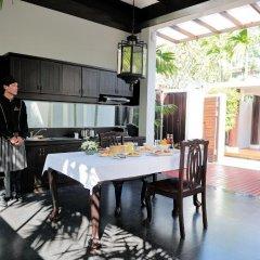 Отель Malisa Villa Suites 5* Стандартный номер с различными типами кроватей фото 4