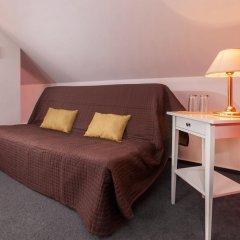 Hotel Augustus et Otto 4* Улучшенный номер с различными типами кроватей фото 4