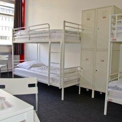 Check In Hostel Berlin Кровать в общем номере с двухъярусной кроватью фото 13