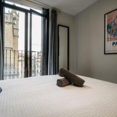 Отель Off Beat Guesthouse 2* Стандартный номер с двуспальной кроватью (общая ванная комната) фото 8