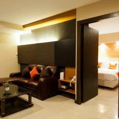 Avana Bangkok Hotel 4* Люкс повышенной комфортности фото 3